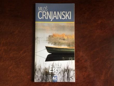 Eseji - Milos Crnjanski