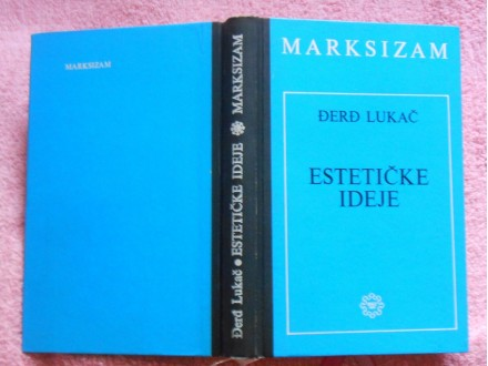 Estetičke ideje Đerđ Lukač,izabrani spisi