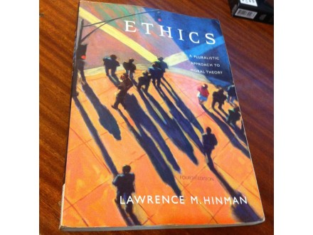 Ethics Lawrence M . Hinman