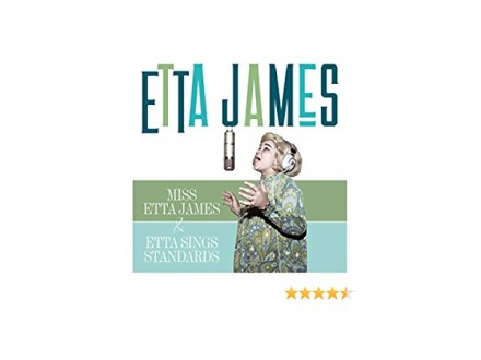 Etta James ‎– Miss Etta James &; Etta Sings Standards