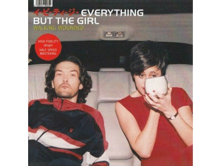 Everything But The Girl-Walking Wounded -
