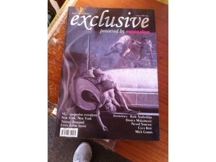 Exclusive  broj 1