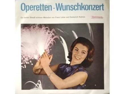 F.LEHAR &; E.KALMAN - Operetten-Wumschkonzert