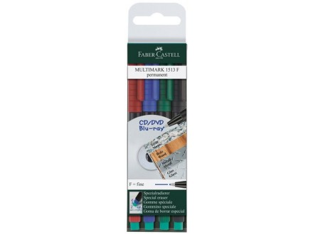 FABER CASTELL Flomaster OHP F 1/4 151304