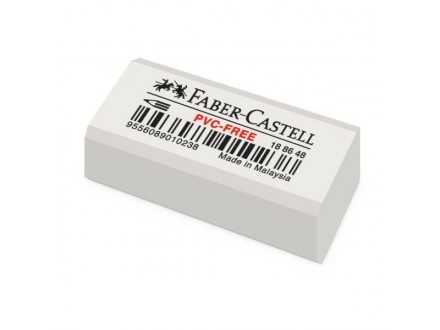 FABER CASTELL Gumica Dust Free 188648