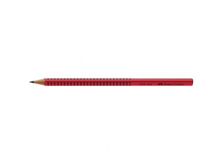 FABER CASTELL Olovka Grip 2001 B 517021 red