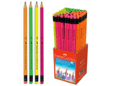 FABER CASTELL Olovka HB Candy 112800