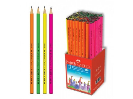 FABER CASTELL Olovka HB Candy 116800