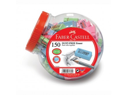 FABER CASTELL gumica Dust-free 187292