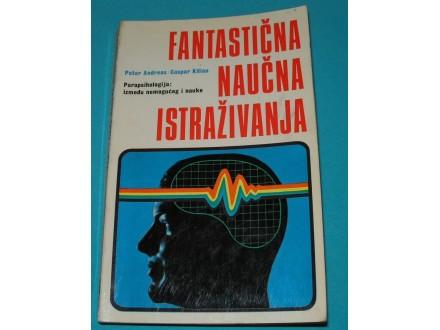 FANTASTIČNA NAUČNA ISTRAŽIVANJA - Peter Andreas i Cas