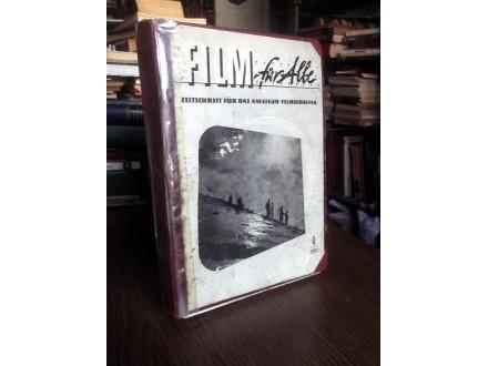 FILM FUR ALLE 1957-58 (filmski časopis na nemačkom)