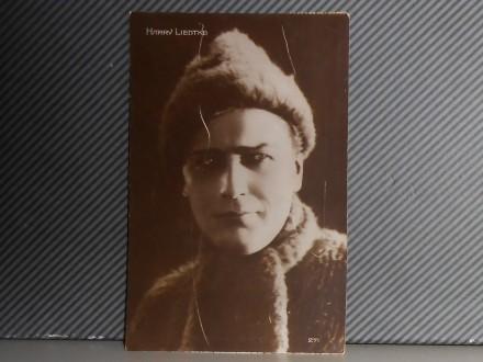 FILM.GLUMAC- HERRY  LIEDTKE(1882-1945) (III-54)