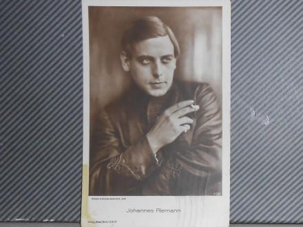 FILM.GLUMCI-JOHANNES RIEMANN (1887-1959) (III-58)
