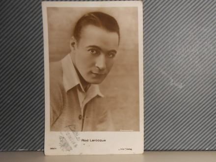 FILM.GLUMCI- ROD  LAROCQUE(1898-1969) (III-59)