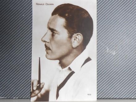 FILM.GLUMCI- RONALD  COLMAN(1891-1958) (III-60)