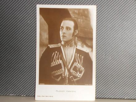 FILM. GLUMCI-RUDOLPH  VALENTINO (1895-1926)  (III-43)