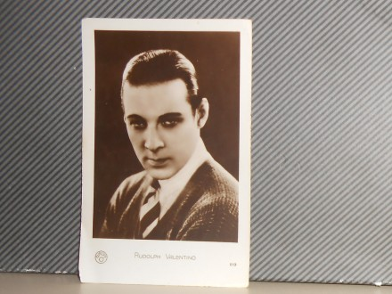 FILM.GLUMCI- RUDOLPH  VALENTINO(1895-1926)(III-44)
