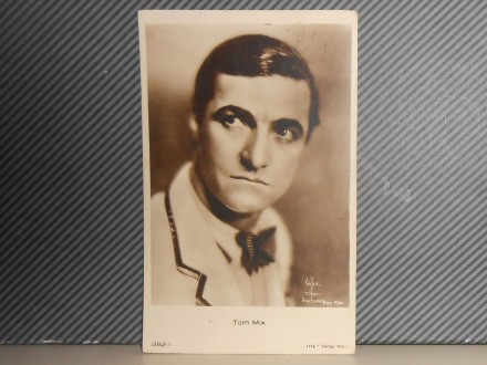 FILM .GLUMCI- T O M   M I X (1880-1940)    (III-62)