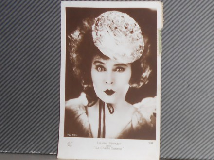 FILMSKI GLUMCI- LILIAN HARVEY(1906-1968) (III-35)
