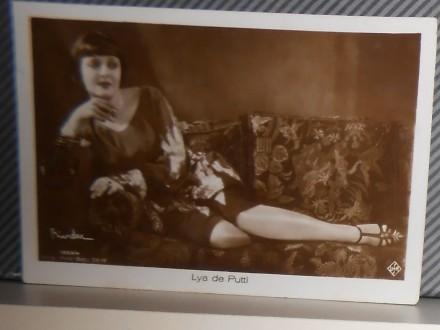 FILMSKI GLUMCI-LYA DE PUTTI(1897-1931)   (III-31)