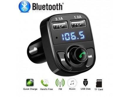 FM transmiter - Bluetooth Handsfree - MP3- Auto punjac