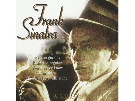 FRANK SINATRA - A Touch Of Class