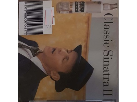 FRANK SINATRA - CLASSIC SINATRA II - CD