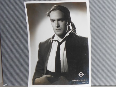 FREDERIK  BENFER(1905-1996)  (A-07)