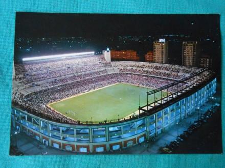 FUDBAL-STADION `BERNABEU`-MADRID-/XXI-160/