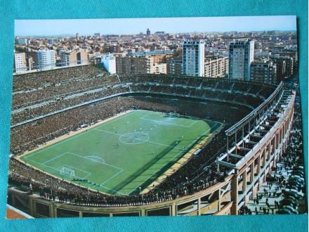 FUDBAL-STADION `BERNABEU`-MADRID-/XXI-161/