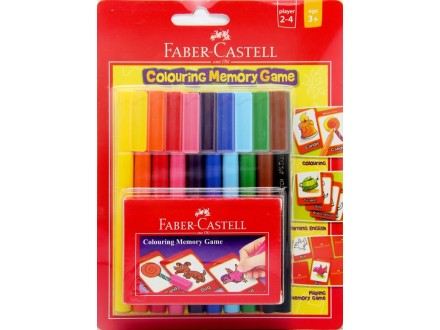 Faber Castell Flomasteri Connector set 155052
