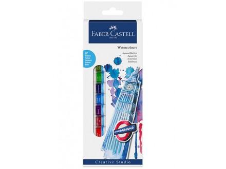 Faber-Castell Vodene Boje - 1/12 Tuba - Faber-Castell