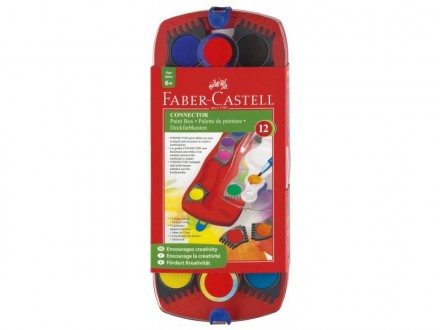 Faber Castell Vodene Connector 1/12 125023