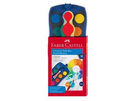 Faber-Castell vodene boje - Connector, 1/12 - Faber-Castell