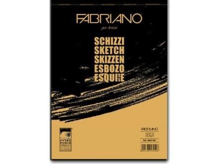 Fabriano Schizzi blok A3/90 gr, 100 listova