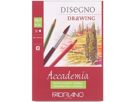 Fabriano drawing 200g 42x59.4/30L 41204259