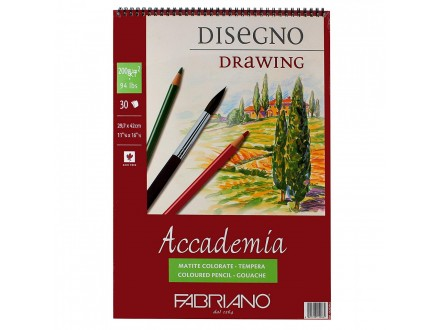 Fabriano drawing 200g SP 29.7x42/30L 44202942