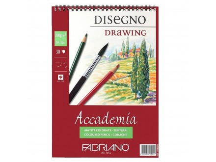 Fabriano drawing 200g SP 42x59.4/30L 44204259