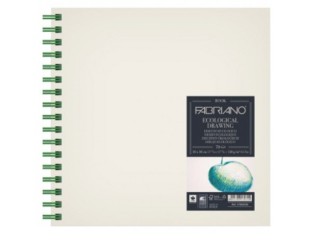 Fabriano drawing eco 120g SP 30x30/70 57983030