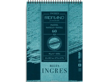 Fabriano pastel 90g SP 21x29.7/60L 65212973
