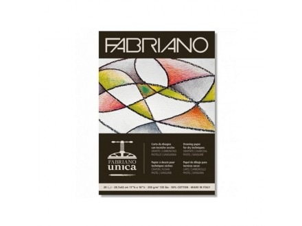 Fabriano print and drawing 250g 29.7x/20L 19100384