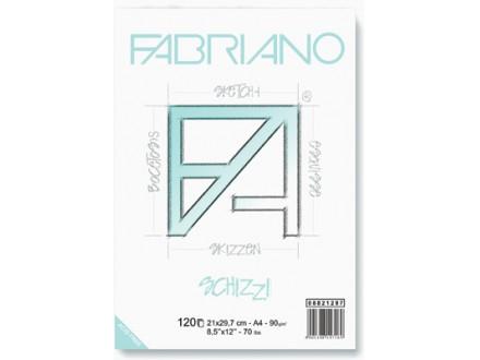 Fabriano sketch 120g 21x29.7/1L 15022, new