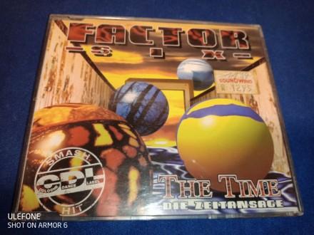Factor Six – The Time, Die Zeitansage