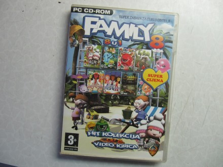 Family 8u1, PC igrica