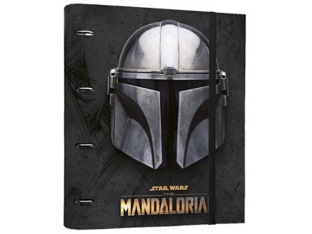 Fascikla - Organajzer 4R, SW, The Mandalorian - Star Wars, The Mandalorian