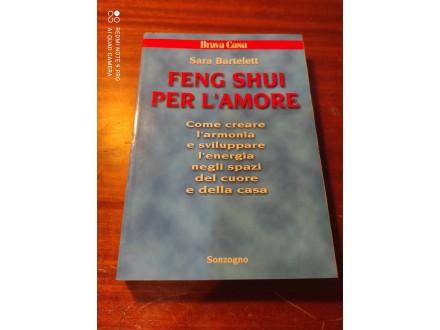 Feng shui peer l amore Bartelett