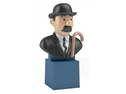 Figura - Bust Thompson - Tintin