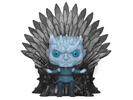 Figura - GOT, Night King sitting on Iron Throne - Game of Thrones