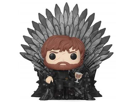 Figura - GOT, Tyrion sitting on Iron Throne - Game of Thrones