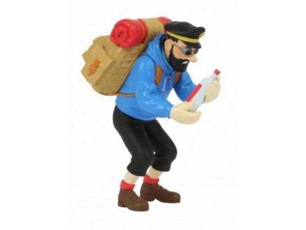 Figura - Haddock With Empty Bottle - Tintin